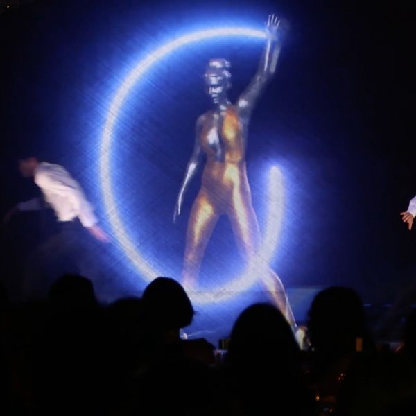Maya Kodes Hologram - Holographic Performance