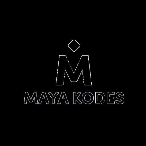 Maya Kodes Hologram Logo
